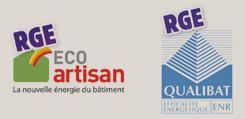 Eco Artisan® RGE QUALIBAT
